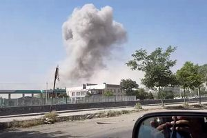 30 nhân viên an ninh thiệt mạng vì bom xe ở Afghanistan