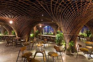 Quán cà phê ở Nghệ An đạt giải kiến trúc quốc tế