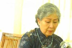 Nghệ sĩ Nhân dân Trần Thị Tuyết qua đời ở tuổi 90