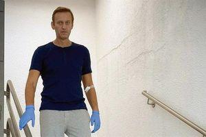 Chính trị gia đối lập Navalny kêu gọi EU trừng phạt Moscow