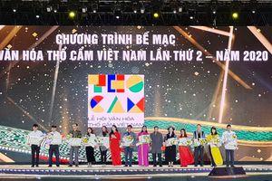 Bế mạc Lễ hội văn hóa thổ cẩm Việt Nam lần thứ 2
