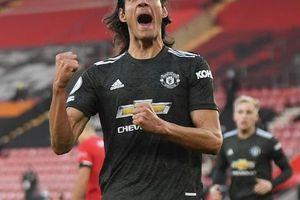 Cavani lập cú đúp siêu hạng, Man United ngược dòng tưng bừng trước Southampton