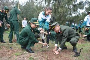 Tuổi trẻ Tổng cục Công nghiệp quốc phòng chung tay bảo vệ môi trường