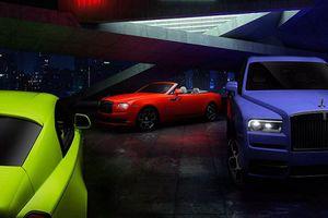Rolls-Royce Neon Nights cực hiếm, chỉ 4 chiếc trên toàn thế giới