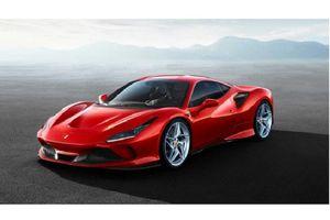 Siêu xe Ferrari F8 Tributo giành giải thưởng Sport Auto Awards
