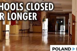 Ba Lan: Bộ trưởng GD hy vọng trường học mở lại vào giữa tháng 1