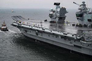 Năm quốc gia có hải quân mạnh nhất thế giới trong 10 năm tới