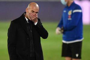 Real Madrid thua sốc Alaves, HLV Zidane 'không nói nên lời'