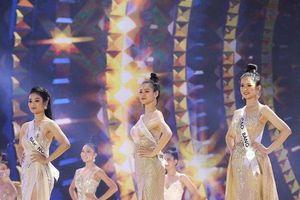 Chung kết Hoa khôi Du lịch Việt Nam 2020 không tìm được ngôi vị cao nhất