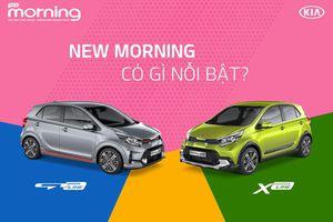 Những nâng cấp đáng giá của Kia Morning 2021 vừa ra mắt tại Việt Nam