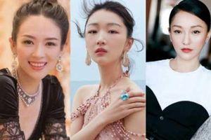 Huỳnh Hiểu Minh - Châu Đông Vũ đại thắng Kim Kê, netizen chê cười không thể sánh bằng Châu Tấn - Chương Tử Di
