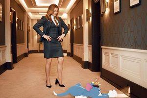 Tom và Jerry khai chiến vì 'con dâu hụt' nhà Beckham