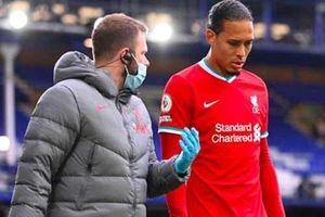 Liverpool phung phí 330 triệu bảng vì 'bão' chấn thương