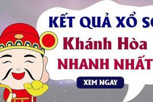 XSKH 29/11 - Kết quả xổ số Khánh Hòa hôm nay chủ nhật ngày 29/11/2020