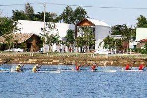 Bạc Liêu thống lĩnh Canoeing Đại hội thể thao ĐBSCL