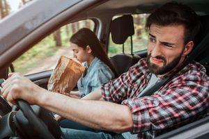 Lái xe thế nào để hành khách không bị say xe?