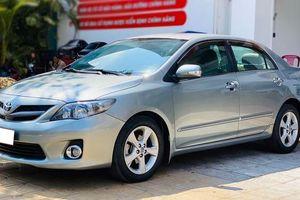 Toyota Corolla Altis đời 2010 giá bao nhiêu?