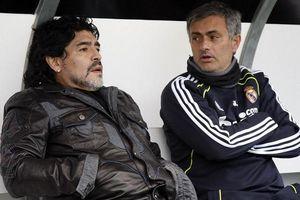 Jose Mourinho sẽ nhớ Maradona