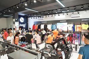 Bán lẻ hàng hóa và dịch vụ tiêu dùng đã có chuyển biến tích cực