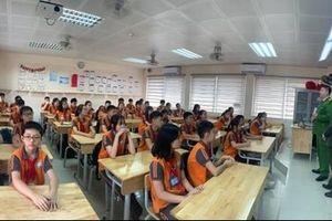 Điều tra, xác minh học sinh, sinh viên bị lừa đảo khi nhờ chuyển đồ