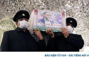 Iran cân nhắc phản ứng sau cái chết của nhà khoa học hạt nhân