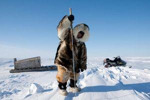 Eskimo - tộc người chịu lạnh giỏi nhất thế giới