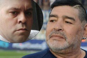 Xúc phạm thi hài Maradona, 3 nhân viên tang lễ bị cảnh sát khám nhà