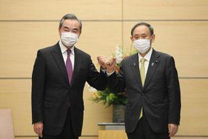 Bộ trưởng Ngoại giao Trung Quốc thăm Nhật Bản, Hàn Quốc: Củng cố môi trường hợp tác ở Đông Bắc Á