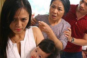 Bị mẹ chồng hắt hủi vì lỡ có bầu trước khi cưới