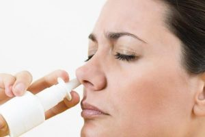 Người tăng huyết áp thận trọng khi sử dụng thuốc chống ngạt mũi