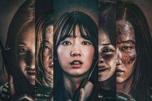 Chán đối đầu zombie trong '#Alive', Park Shin Hye mắc bẫy quá khứ trong 'The Call'