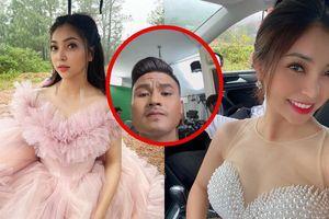 Quang Hải xuất hiện với hình tượng 'già nua', bạn gái cũ Nhật Lê lộ ảnh mặc váy cưới?