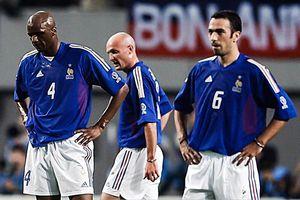 Diop và bàn thắng vào lưới tuyển Pháp tại World Cup 2002