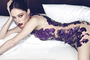 Thăng trầm của nữ siêu mẫu tạo dáng 100 kiểu/phút