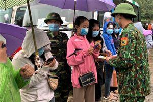 Cách ly hơn 200 lưu học sinh Lào