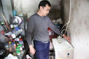 Hỗ trợ người dân vùng ảnh hưởng môi trường: Sớm mở rộng độ phủ nước sạch