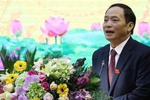Ông Trần Quốc Văn được bầu làm Chủ tịch UBND tỉnh Hưng Yên