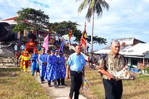 Ngư dân Kiên Hải tổ chức Lễ hội Nghinh Ông 2020
