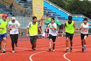 TP HCM nhất toàn đoàn Giải Điền kinh người khuyết tật