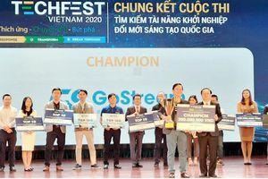 Techfest Việt Nam 2020: Kết nối trên 120 phiên với tổng số tiền đầu tư khoảng 14 triệu USD