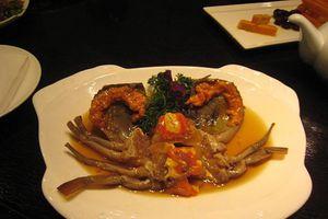 Tận mục món ăn ác mộng, đặc sản cua 'say' của Trung Quốc
