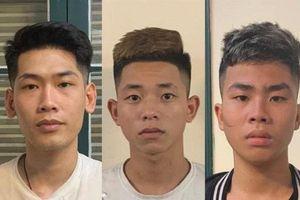 Bắt giữ 4 đối tượng táo tợn gây ra loạt vụ cướp ở Hà Nội