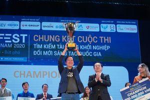 Tìm ra quán quân của Techfest Việt Nam 2020