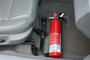Ôtô dưới 9 chỗ ngồi không bắt buộc lắp bình cứu hỏa