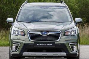 Subaru bị kiện về kính chắn gió dễ nứt vỡ tại Mỹ