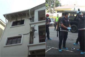 Malaysia: Định hiếp dâm con gái nhưng không thành, ông ném cháu trai qua cửa sổ