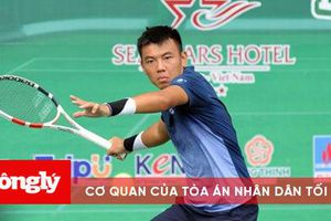 Lý Hoàng Nam thua sốc ở chung kết giải VTF Masters 500-2