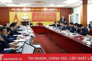 Năm 2021, Hà Tĩnh phấn đấu tốc độ tăng trưởng nông nghiệp đạt trên 2,5%