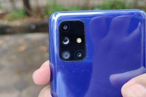 5 điểm cộng đáng giá trên Samsung Galaxy M51
