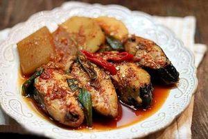 Cách làm cá kho củ cải đậm đà, cả nhà khen ngon